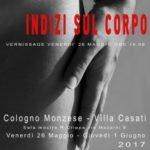 Venerdì 26 maggio a Cologno Monzese: Indizi sul Corpo, personale fotografica di Michela Moreschini