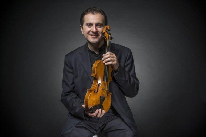 Domenica 11 giugno: Suoni d'autore. The soul of Guarneri. Matteo Fedeli in concerto
