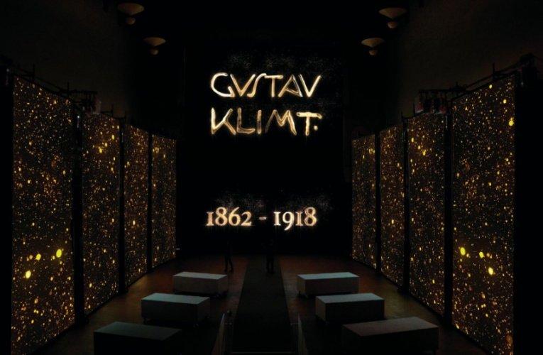 cosa fare domenica 27 agosto a Milano: mostra Klimt Experience
