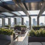 weekend aperitivi terrazza milano hotel lagare