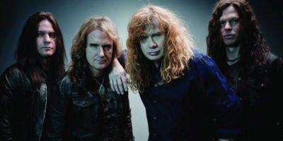 8 agosto: Megadeth in concerto al Carroponte di Sesto San Giovanni