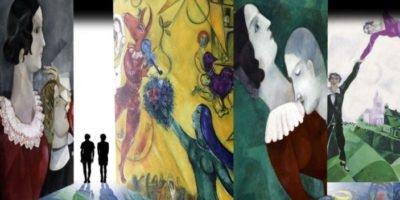 milano chagall mostra museo della permanente