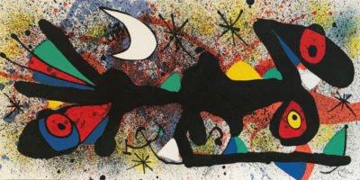 Mostre a Milano: Joan Mirò capolavori grafici in Galleria Deodato Arte