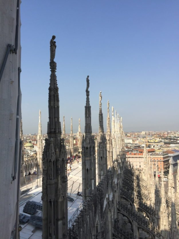 Visite guidate - Terrazze e Guglie Duomo di Milano