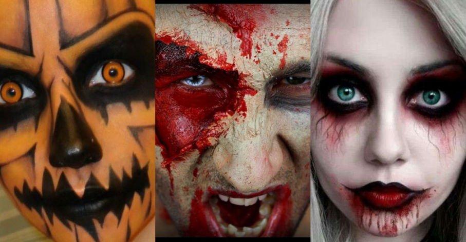 31 ottobre a Milano: Halloween Makeup
