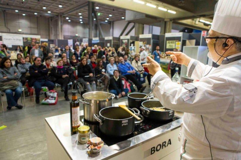 Dall'11 al 13 novembre a Milano: Golosaria, una grande vetrina sull'agroalimentare italiano
