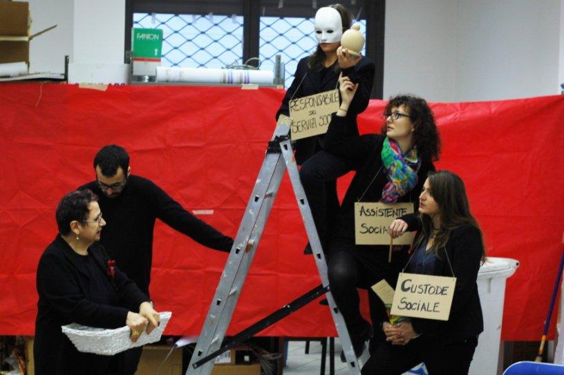 cosa fare a Milano Sabato 18 e domenica 19 novembre: Corso introduttivo di Teatro dell'Oppresso