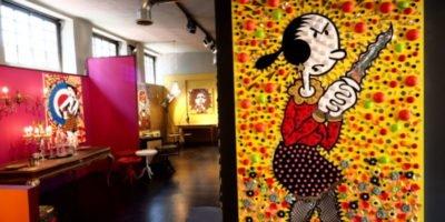 BrilliantPop: dal 22 novembre a Milano la popart di Massimo Malpezzi in mostra allo SPAZIOKAPPA32