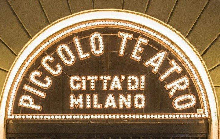 Omaggio a Strehler del Piccolo Teatro a vent'anni dalla scomparsa
