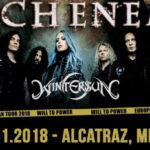 Arch Enemy in concerto a Milano