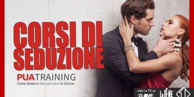 Corsi di seduzione per uomini a Milano
