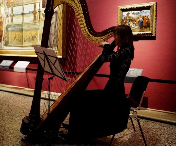 Concerto di Natale in Pinacoteca di Brera
