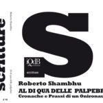 Al di qua delle palpebre. Cronache e prassi di un onironauta di Roberto Shambhu alla Libreria Primordia di Milano