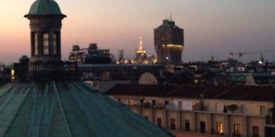 basilica di san celso campanile dei sospiri