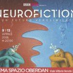 Al Cinema Spazio Oberdan Milano, dal 9 al 13 aprile, torna il Festival Cervello e Cinema