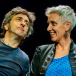 Le direzioni dell'amore... prequel e sequel... Alfredo Colina e Barbara Bertato allo Zelig Cabaret di Milano