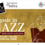 """L'Orchestra Antonio Vivaldi per Telethon a """"Classic in Jazz"""""""