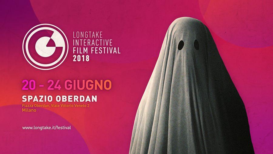 Dal 20 al 24 giugno a Milano: Longtake Interactive Film Festival
