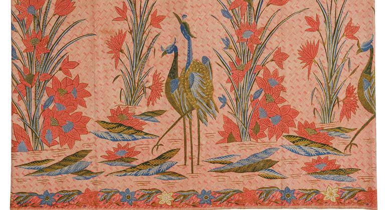Al Mudec di Milano apre la mostra Dal Batik all'Art Nouveau. Il filo che unisce Oriente e Occidente
