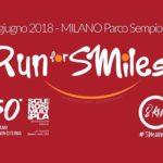 Domenica 17 giugno a Milano: corsa podistica non competitiva Run for SMiles a sostegno dell'Associazione Italiana Sclerosi Multipla