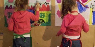 Corsi per bambini: a Milano Liberi di esprimersi, la pittura con il metodo di Arno Stern
