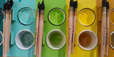 laboratorio pittura bambini cuore milano