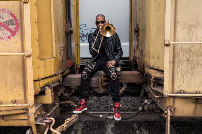 27 marzo 2019 Trombone Shorty live alcatraz di Milano