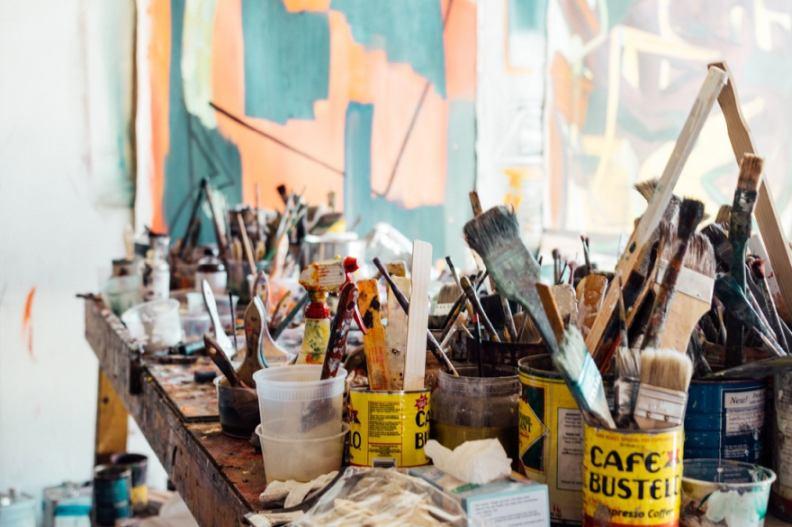 Corso di arti applicate a Milano pittura e decorazione