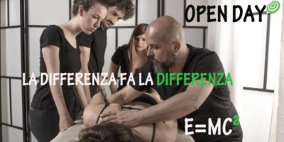 Sabato 6 ottobre: Open Day Elitropia con free workshop di massaggio