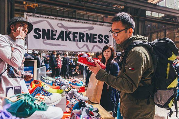 6 e 7 ottobre: Sneakerness in Milan 2018 - prima edizione italiana