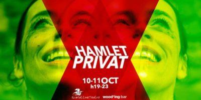 10 e 11 ottobre: Hamlet privat al Wooding Bar di Milano