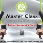 Sabato 20 ottobre a Milano la Flying Yoga Dance Master Class