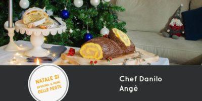 Corsi di cucina de Il Mondo delle Intolleranze a Basiano (MI): impara a preparare il menù delle feste assieme allo chef Danilo Angè