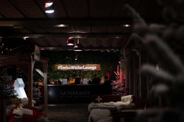 Eventi In Terrazza Palestro A Milano Swiss Apero Con Dj Set Di Nora Bee