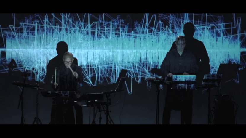 ozmotic live in Auditorium San Fedele a Milano Inner Spaces