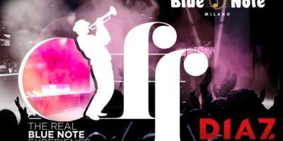 Blue Note Off riparte al Diaz 7 di Milano con nuovi appuntamenti nel 2019