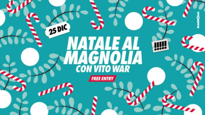 natale cosa fare a Milano: Reggae Night Christmas Party