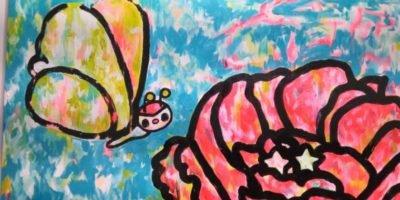 Tomoko Nagao ad Affordable Art Fair Milano