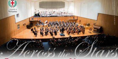 Concerto di San Valentino a Milano - Across the Stars
