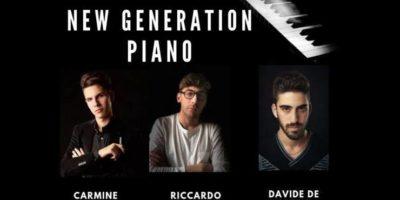 New Generation Piano in concerto a Milano