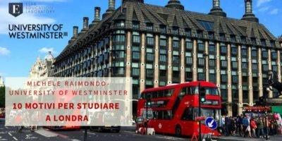 10 motivi per studiare a Londra: scoprili il 24 gennaio a Milano con Elab Education Laboratory