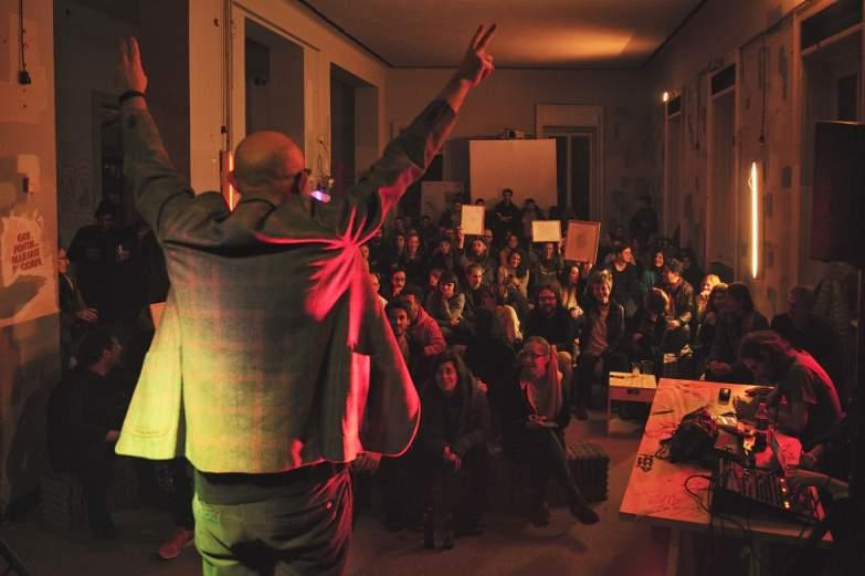 Zelig Poetry Slam a Milano