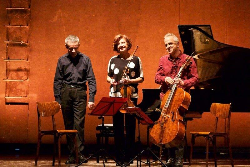 Suite Francese al Teatro Verdi con il trio Sollima, Polacco, Alberti