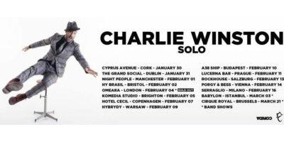 Concerti a Milano: Charlie Winston live al Serraglio sabato 16 febbraio