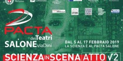 ScienzaInScena Atto radice di due - Festival di Teatro e Scienza a Milano