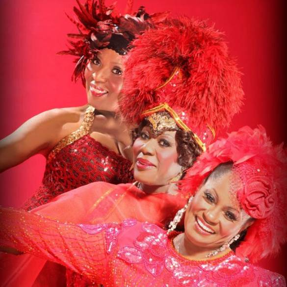 concerti di febbraio al blue note di Milano: biglietti per il live di The Three Ladies of Blues