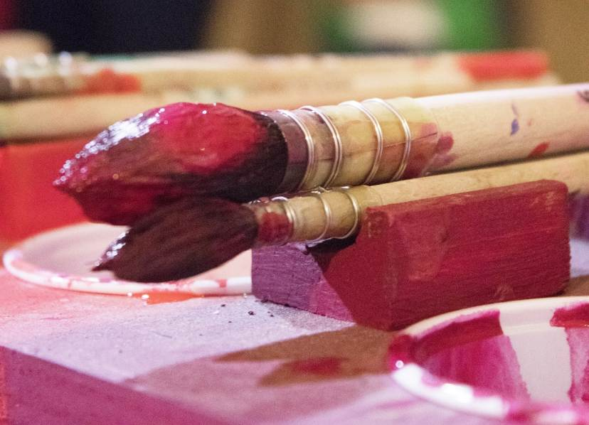 Laboratori per bambini a Milano: Liberi di esprimersi, la pittura con il metodo di Arno Stern