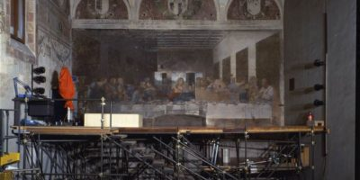 L'ULTIMA CENA PER IMMAGINI Il cinema e le immagini raccontano il Cenacolo di Leonardo da Vinci
