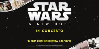 Star Wars – A New Hope in concerto a Milano: date e biglietti