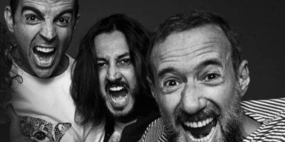 The Unconventional Show Live allo Zelig Cabaret di Milano: Federico Basso, Alessandro Betti e Davide Paniate